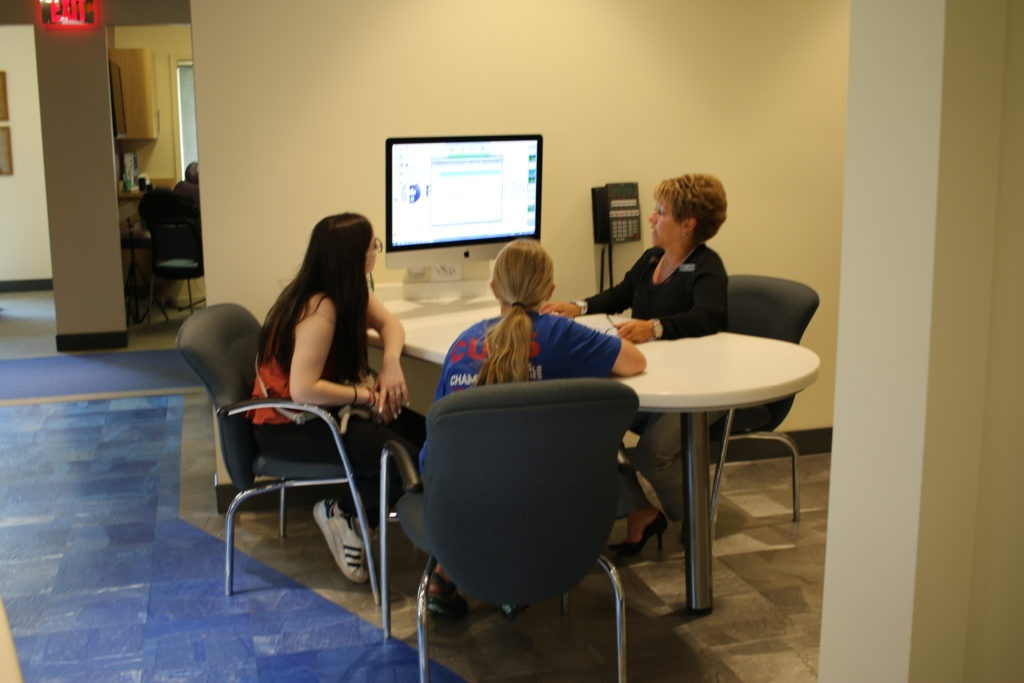 Consultation at Frey Orthodontics