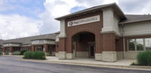 Frey Orthodontics Office Exterior